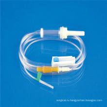 Медицинская ПВХ переливания крови установить