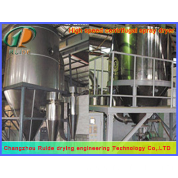 Spray Drying equipment for Water treatment agent