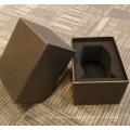 Boîte cadeau en carton en papier d'art de haute qualité