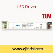 40W светодиодный драйвер постоянный ток (металлический корпус)