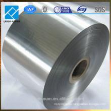 Precios de la bobina de la hoja de aluminio, Bobina de la hoja de la cubierta de aluminio