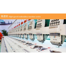 high speed computer embroidery machine