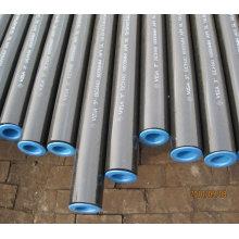 DIN 2448 SCH20 ST35 273 * 6,3 mm Carbono Tubo de aço sem costura