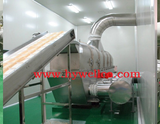 Hydroxy-propyl Methy Cellulose Fluid Bed Dryer