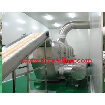 Hydroxy-propyl Methy Cellulid Fluid Bed Dryer