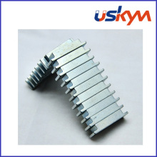 N38sh Neodymium Block Magnet Nickel Coating NdFeB Magnet