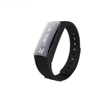 Heart rate detection bracelet with NFC