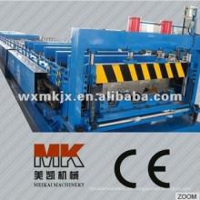 máquina de fabricación de baldosas de hormigón