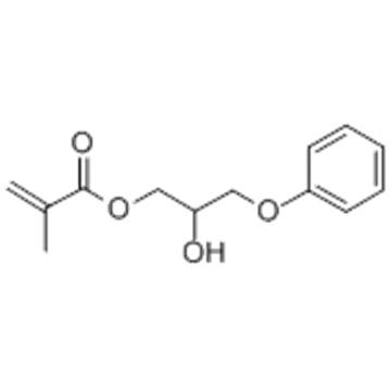 2-Propenoic acid,2-methyl-, 2-hydroxy-3-phenoxypropyl ester CAS 16926-87-7