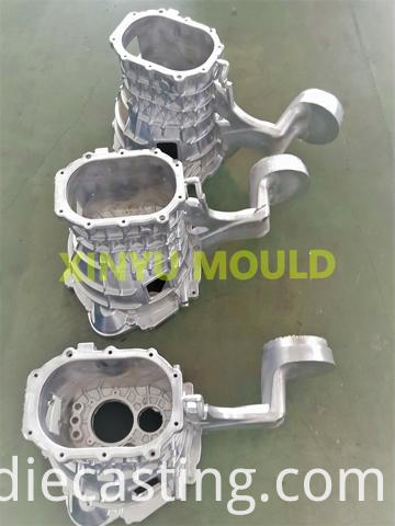 transmission housing die
