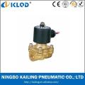 2W160-15 direkt wirkendes 1/2 Größen-Messingmagnetventil