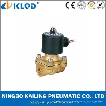 2W160-15 Direct Acting 1/2 Size Brass Solenoid Valve
