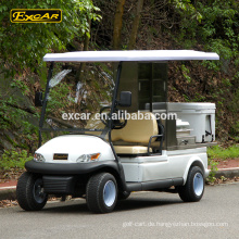 Großhandelselektroauto 48V Nahrungsmittelwagen 2 Sitze Hotelbuggyauto