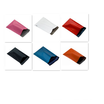 Wholesale Various Color Waterproof Plastic Bag