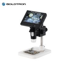HD 1080P 5MP Fixed Clip 4.3'' LCD Screen  Digital Microscope for Circuit Board Industry Microscope