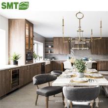 Tenture murale Cabinet de cuisine Armoires de cuisine Designs poignée