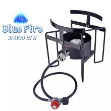 37000BTU High Pressure Outdoor Camping Propane Gas Cooker