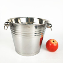 Cheap Promotion Barware Beer Wine Stainless Steel Party  Ice Bucket