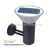 montado en la pared al aire libre luces solares, luces solares de jardín alto lumen, luz solar