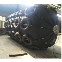 dock rubber bumper inflatable boat fender for offshore service