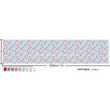 100% Polyester Matratze Günstige Stoff Pigmentdruck