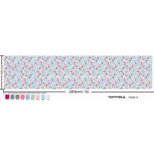 Impresión barata del pigmento de la tela del colchón 100% del poliéster