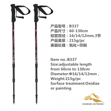 Lightweight Alpenstock Hiking Poles