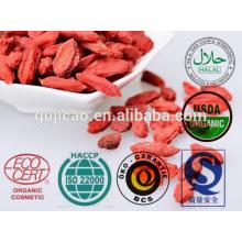 extracto orgánico de goji en polvo / extracto natural de baya de goji en polvo / extracto de goji wolfberry