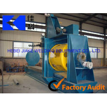 screen mesh winding welding machine