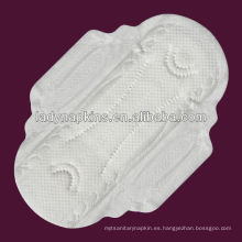 almohadillas sanitarias del día de la suavidad cottony de la perla para las mujeres