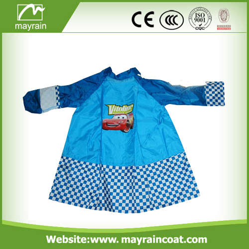 Foldable PVC Outdoor Jacket