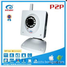 Indoor P2P two-way audio motion detection Camera IP Wireless