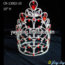 Wholesale Large Pageant Crown And Tiara