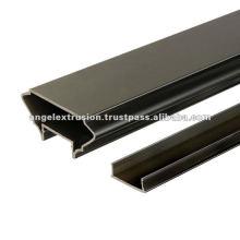 Aluminiumextrusion für Schienenprofil