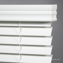 50mm UV coated solid basswood blinds for your warmly home