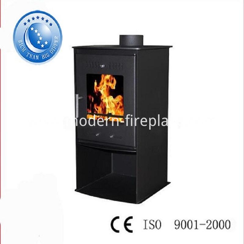 Charcoal Modern Wood Coal Log Burners