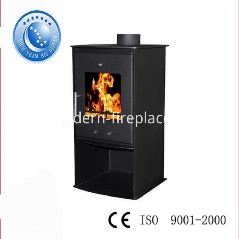 Charcoal Modern Wood Coal Log Burners