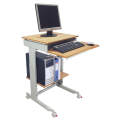 6820 Büromöbel Fabrik Preis Computer Hölzerne Arbeitsplatz Tabelle