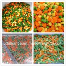 IQF légumes mixtes au printemps IQF California Mixed Vegetable
