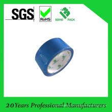 Blaue Farbe BOPP Packing Tape für Kartonversiegelung