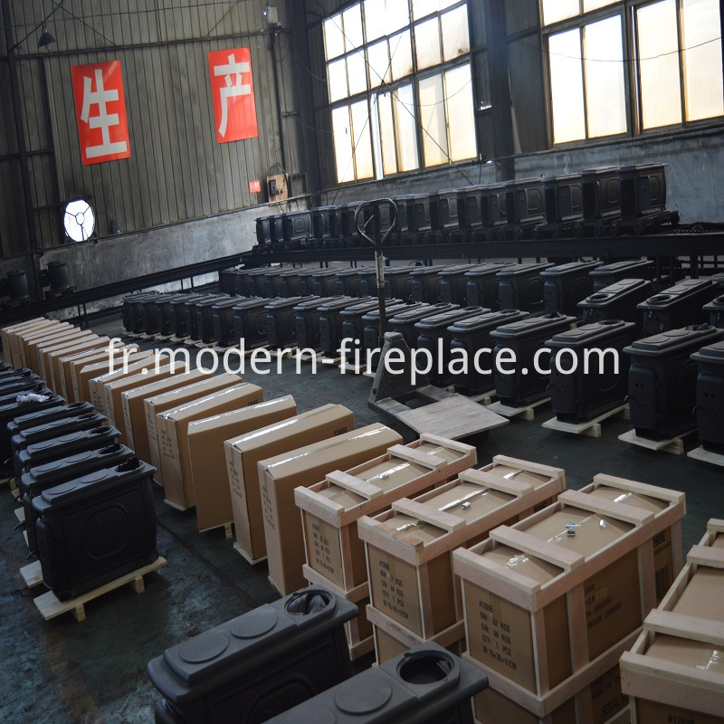 Cheap Cast Iron Stoves Production