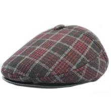 Custom High Quality Gatsby Cap/Golf Cap/Flat Cap/IVY Cap