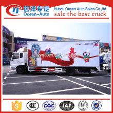 China nuevo tipo vehículo de etapa xambulatory con 60 metros cuadrados