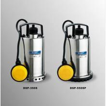 Pompe de jardin de submersibles en acier inoxydable (DSP) / immergée pompe