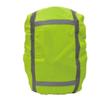 Reflective safety bag cover