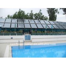 Non-pressurized Vaccum Tubes Solar Water Heater