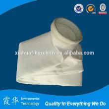 China proveedor tela de filtro de la industria del cemento del aire del poliester