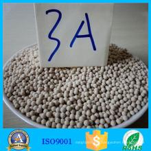 vente en gros perles absorbantes de l'eau zéolite a3 tamis moléculaire