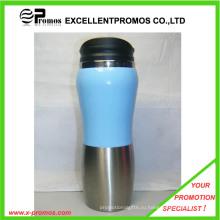 Нержавеющая сталь Топ Количество пользовательских кружки автомобиля (EP-MB1026)