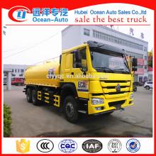 Sinotruk Howo 18 CBM Water Tank Truck